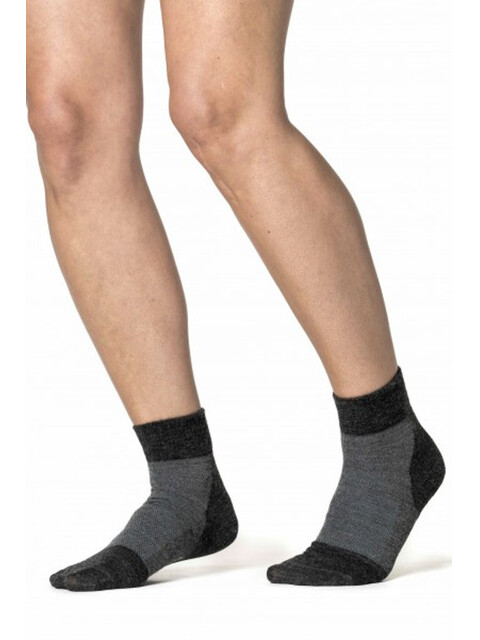 Woolpower Socks Skilled Liner Short - Calcetines - gris